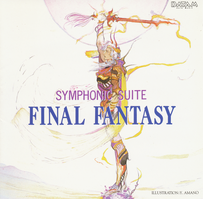 Final Fantasy Album Art