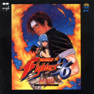 king fighter 96 games free
