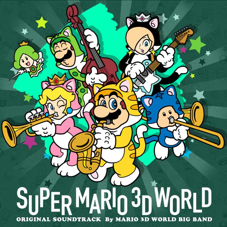 Super Mario 3D World Original Sound Track