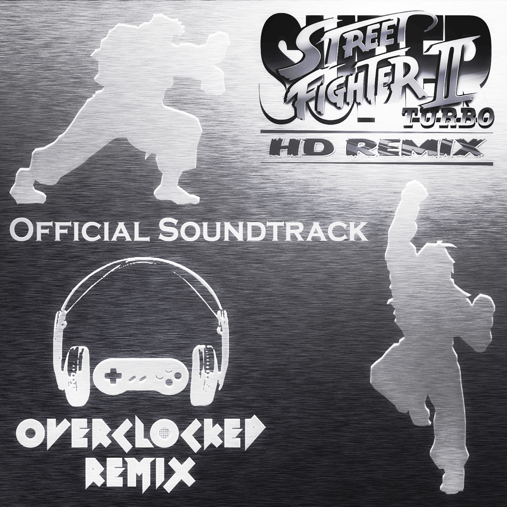 Super Street Fighter II Turbo HD Remix Official Soundtrack